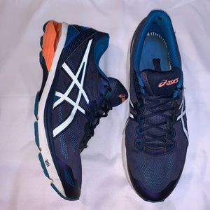 Asics Duomax Blue Running Sneakers